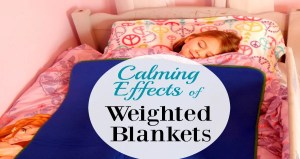 Calming Effects of Weighted Blankets