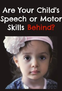 Worried about whether your child's speech or motor skills are behind? Find out about Enable My Child, an online pediatric therapy company that can help develop your child's skills.