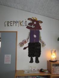 New Gruffalo in Iceland