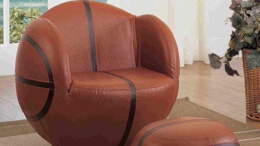All Star Basketball KidsRoom Chair Set