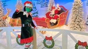 Covid Christmas Kids