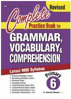 Complete Practice book for Grammar and Vocab