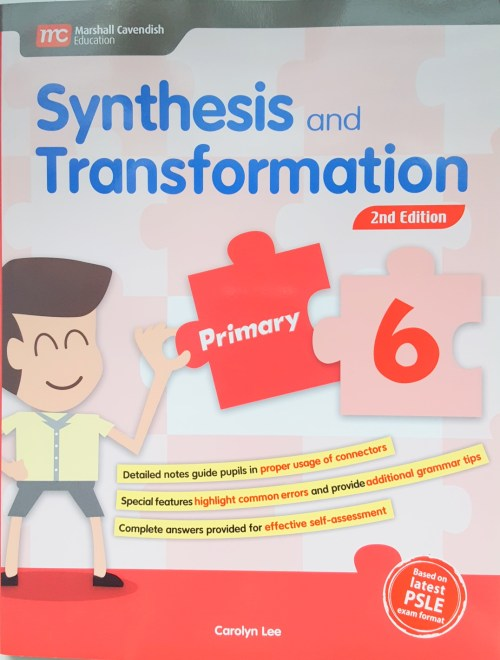 Synthesis and Transformation 6