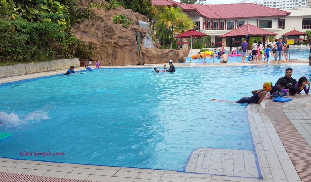 Training Pool (Safra Yishun Pool)