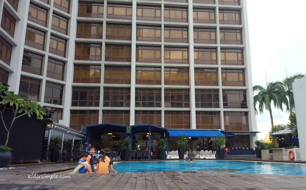 VHB Swimming Pool