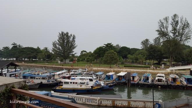 Pulau Ubin terminal