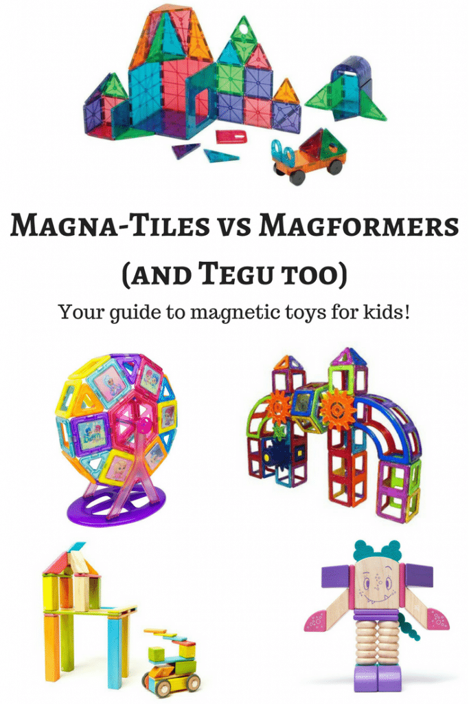 Magna Tiles Vs Magformers And Tegu Too Kids Steals