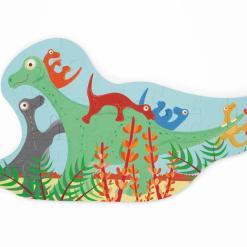 dinosaurus puzzel 2 jaar