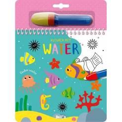 water kleurboek