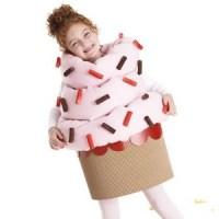 Il cupcake ... in un costume!
