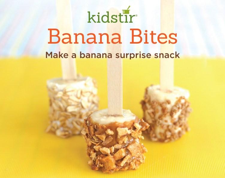 Banana Bites Snack