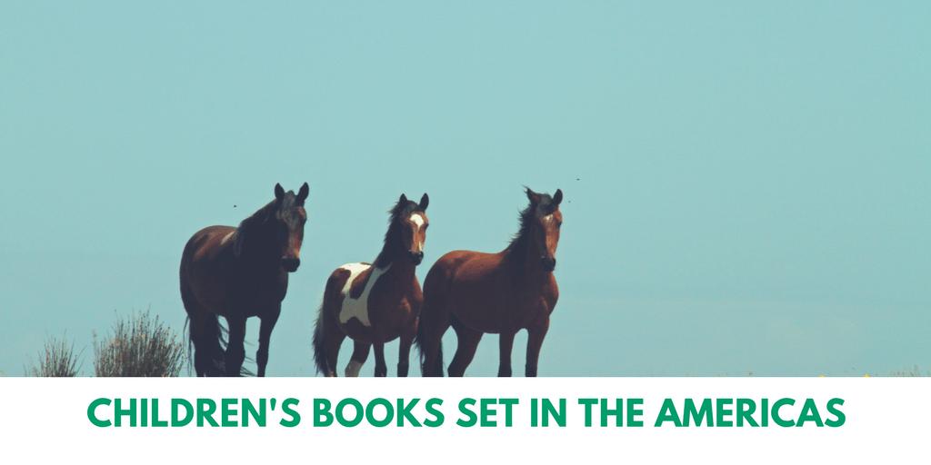 Childrens books Americas