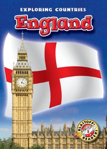 England-Paperback-Blastoff-Readers-Exploring-Countries-0