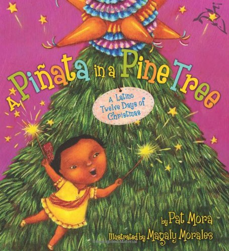A-Piata-in-a-Pine-Tree-A-Latino-Twelve-Days-of-Christmas-0