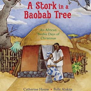 A-Stork-in-a-Baobab-Tree-An-African-12-Days-of-Christmas-0
