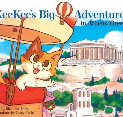 KeeKees-Big-Adventures-in-Athens-Greece-0