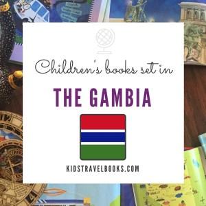 Children's books Gambia