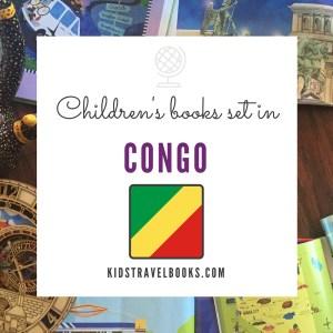 Children's books Congo #kidstravelbooks #kidlit