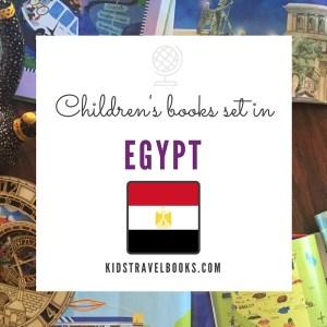 Children's books Egypt