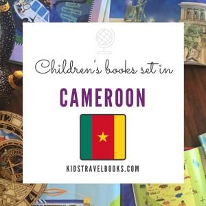 Children's books Cameroon #kidstravelbooks #kidlit