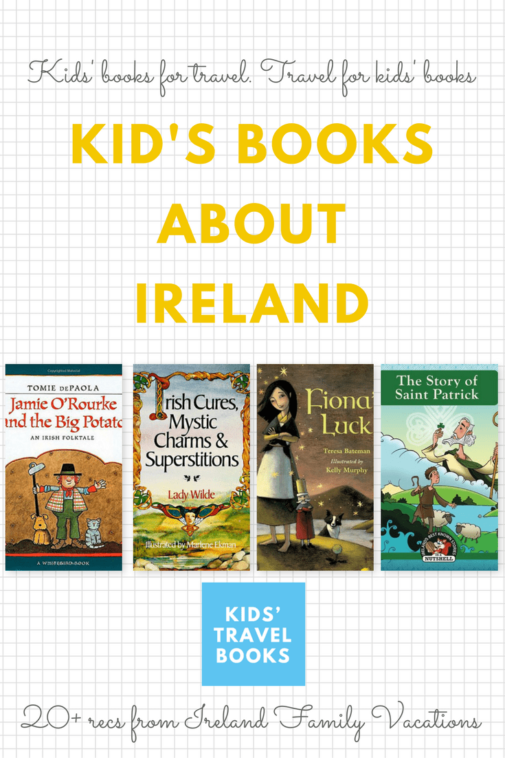 Children's books Ireland