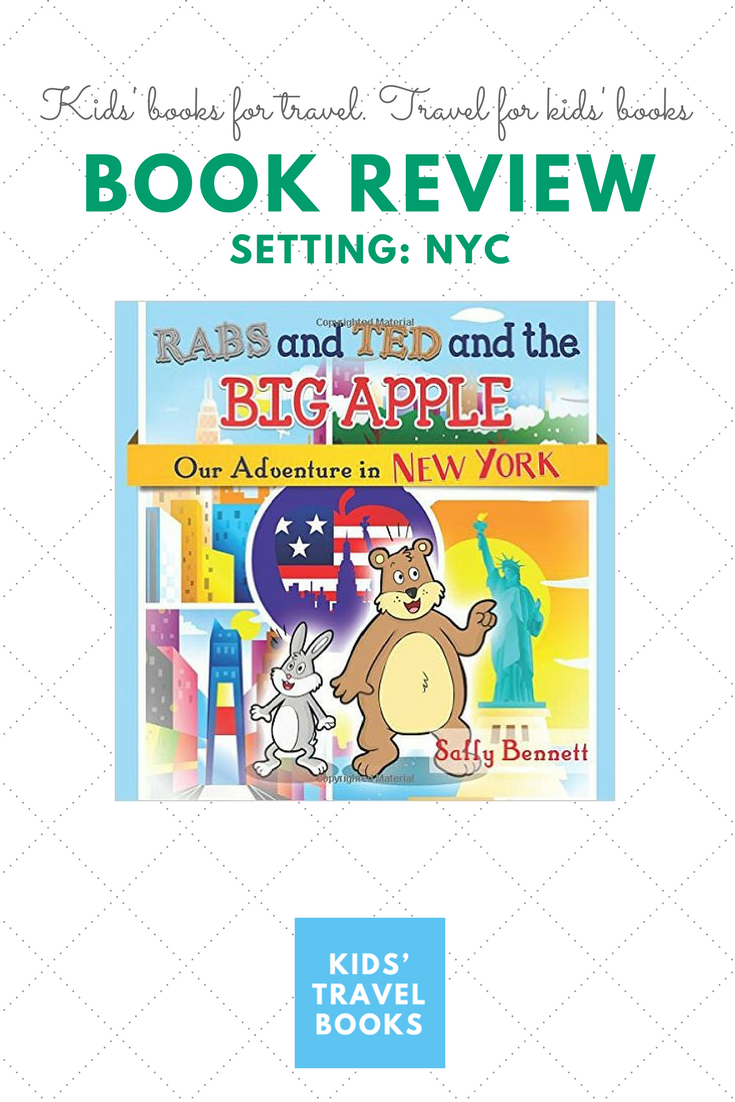 Book Review: Rabs and Ted in the Big Apple