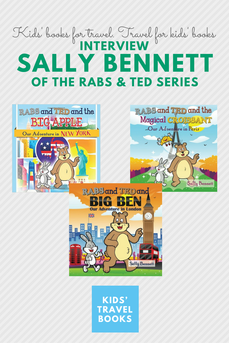 Interview with Sally Bennett, Children's book author