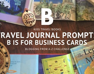 B is for Business Cards {FREE Printable}