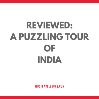 A Puzzling Tour of India | Book Review