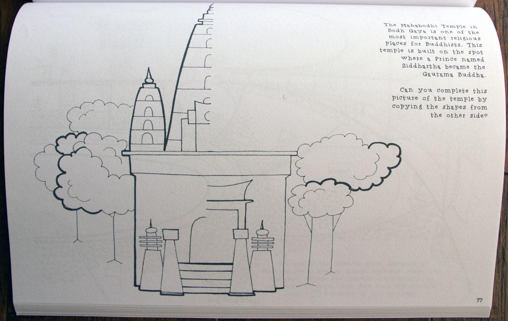 Mahabodhi-Temple