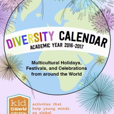 Choosing timely children's books for world celebrations: Diversity Calendar