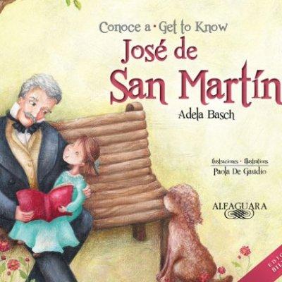 Conoce-a-Jos-de-San-Martn-Get-to-Know-Jose-de-San-Martin-Bilingual-Personajes-del-Mundo-Hispnico-Spanish-Edition-0