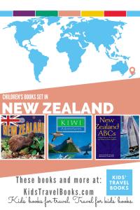 Children's books New Zealand