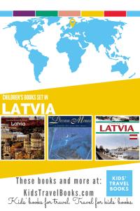 Children's books Latvia