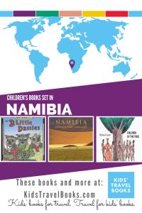 Children's books Namibia