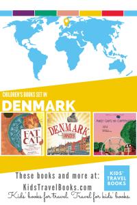 Children's books Denmark