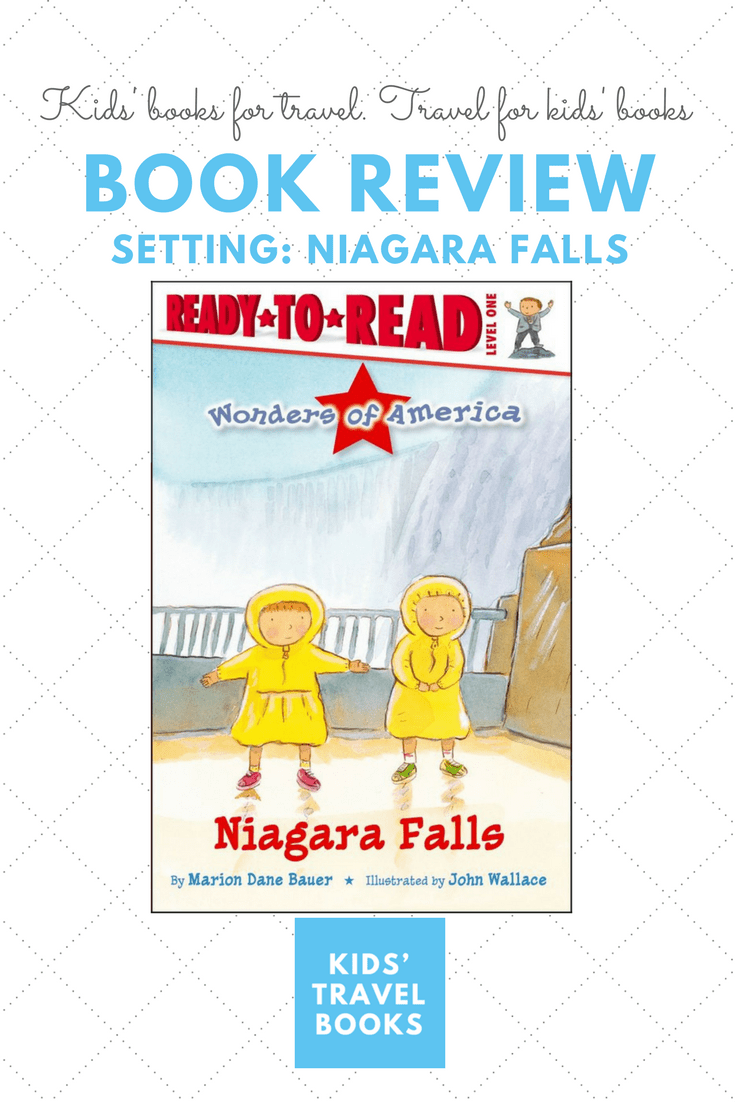 Book Review: Wonders of America, Niagara Falls