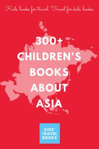 Children's books about Asia