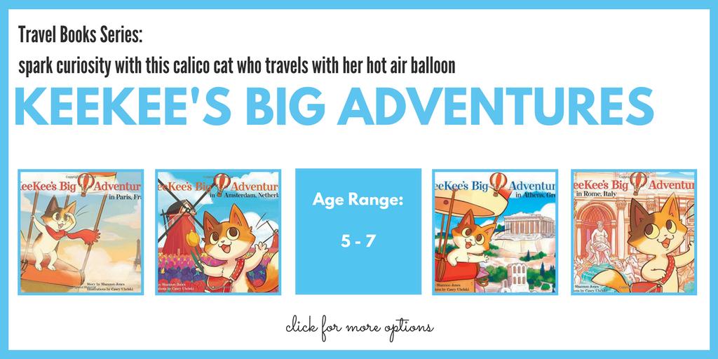 KeeKee's Big Adventure