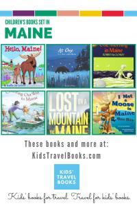 children's books set in Maine