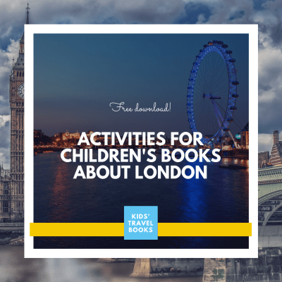 Children's activities for learning more about London – Free Download