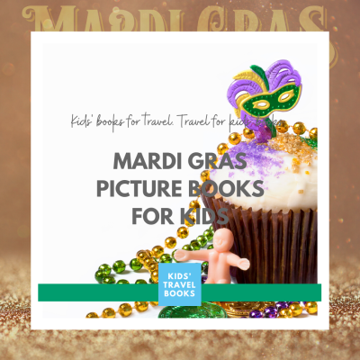 Mardi Gras Picture Books for Kids