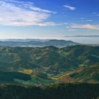 Wandern mit Kindern im Nordschwarzwald - Über die Hornisgrinde zum Mummelsee