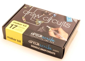 CIRCUIT SCRIBE DRAWS A COVETED SPOT AS TIA'S TOY OF THE YEAR FINALIST IN ACTIVITY TOY CATEGORY