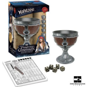 Pirates of the Caribbean Yahtzee