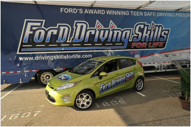 Ford Driving Skills for Life: Not just for teens