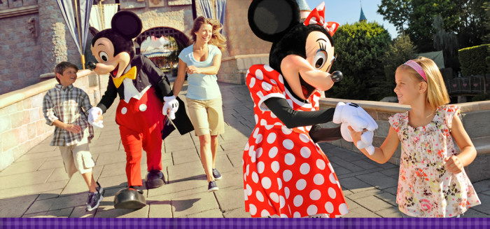 Win a Disney Parks Vacation Package