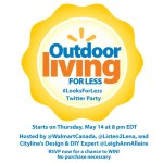 Join the #LooksforLess Twitter Party May 14th at 8pm EDT