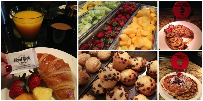 kitchen breakfast collage