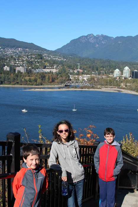 kids in vancouver